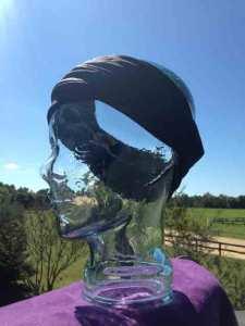 Liquid Titanium Infinity Scarf